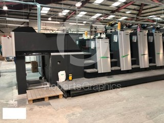 HEIDELBERG   SPEEDMASTER XL 75 5 L (C) Sheet Fed
