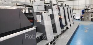 HEIDELBERG   SPEEDMASTER XL 75 5 L 单张纸胶印机
