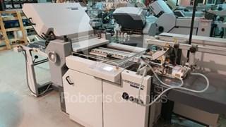 HEIDELBERG   TI 52 4 Folding Machines