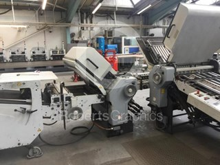 HEIDELBERG   TD78 4/6/Z Folding machines