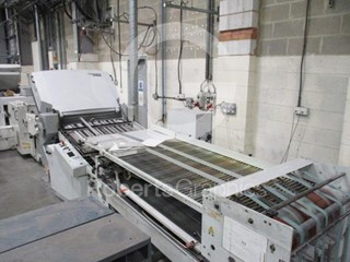 HEIDELBERG   TH94 Folding machines