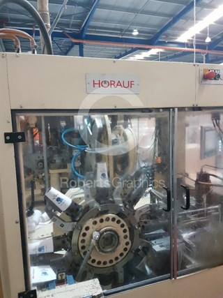 HORAUF   BMP 200 PAPER CUP MACHINE Converting Equipment
