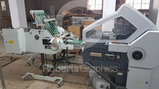 HORIZON   AFC 566F Folding machines