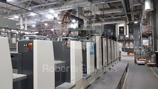 KOMORI   LITHRONE LSX 629 CC ED Sheet Fed