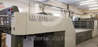 KOMORI   LITHRONE LS 529 C Sheet Fed