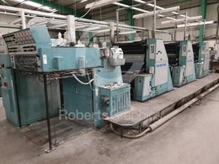 ROLAND   R 606 3B 单张纸胶印机