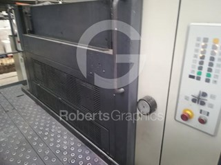 MAN ROLAND   706 3B LTTLV Sheet Fed