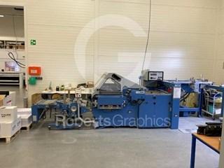 MBO   K76 4SKTL Folding Machines