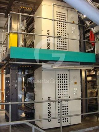 MEGTEC   DLP 1000 Accesorios de rotativas