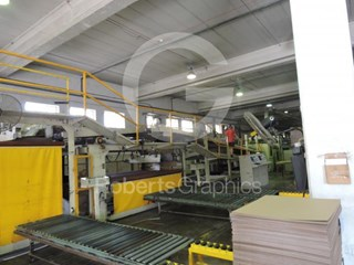 MING WEI   MW-180-1600D Corrugated Board Equipment