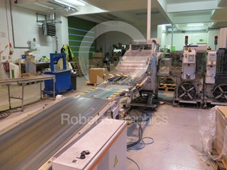 MOSCA PAYNE   RO-TR500 COMBINATION STRAPPERS Packing machines
