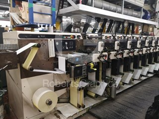 NILPETER   FA 2500 Labels and Forms