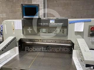 POLAR   115 EMC MON Guillotines/Cutters