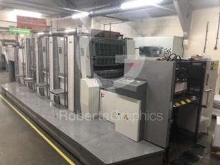 SAKURAI   OLIVER 480 SDW Gebrauchte Bogenoffsetmaschinen