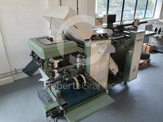 SHOEI STAR   SILENT KT 52 Folding machines