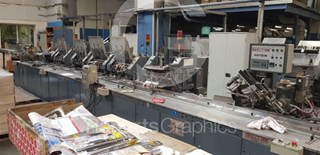 SITMA   C80-750 Packing machines