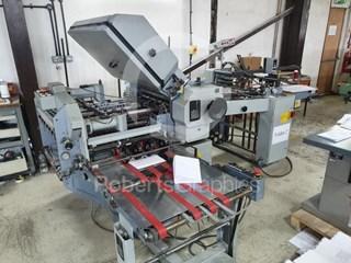 STAHL   KC66 4KTL Falzmaschinen