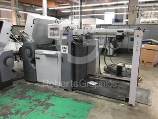 HEIDELBERG   TH82 6/4/4 Folding machines