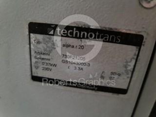 TECHNOTRANS   ALPHA R20 Miscellaneous