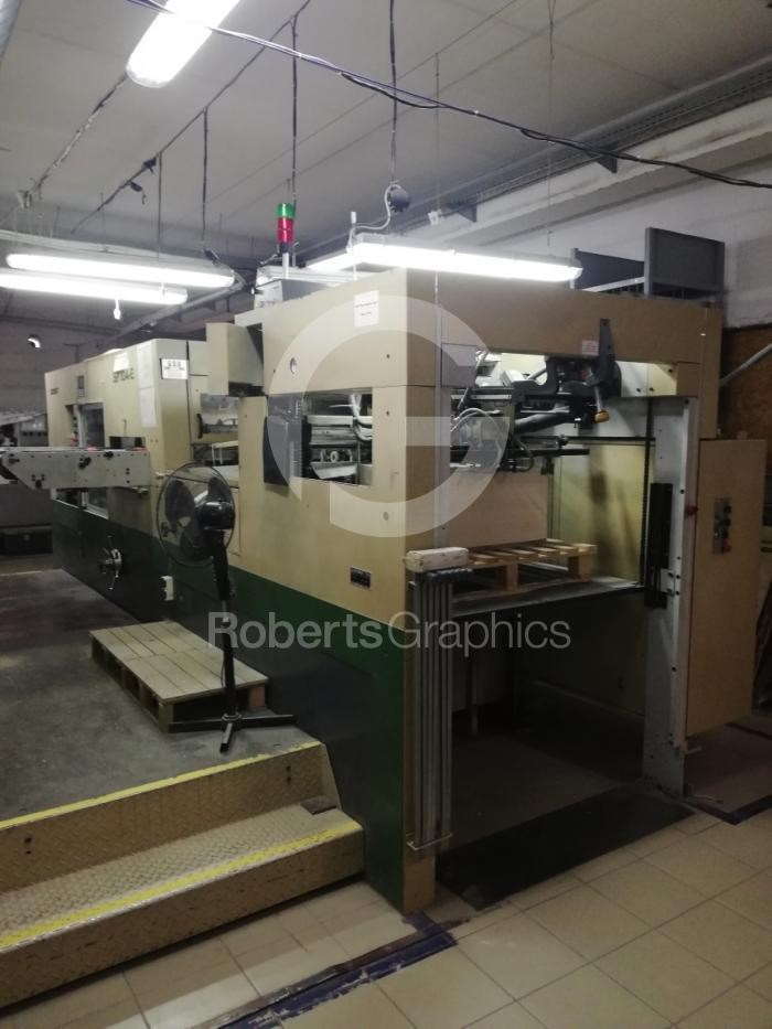 Show details for BOBST    SP 104 E