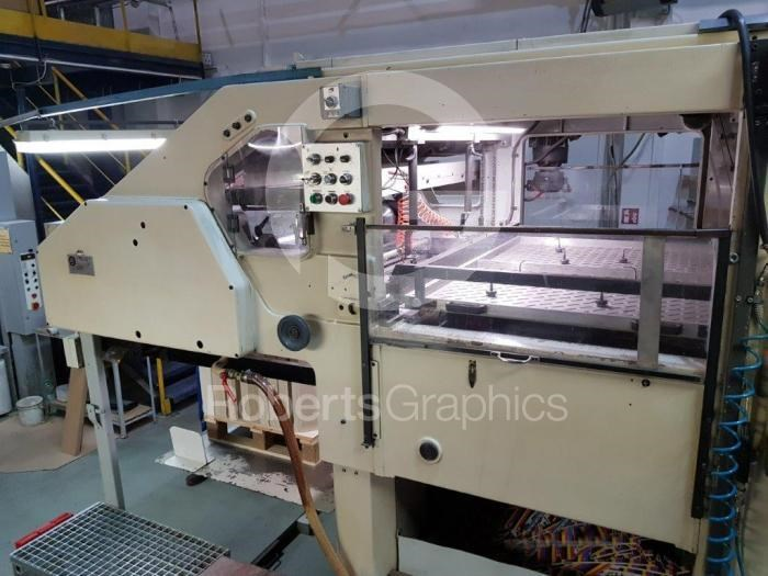 Show details for BOBST    SP 1420 E