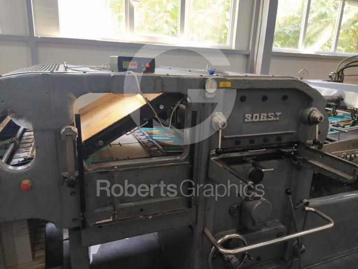 Show details for BOBST    SP 900E