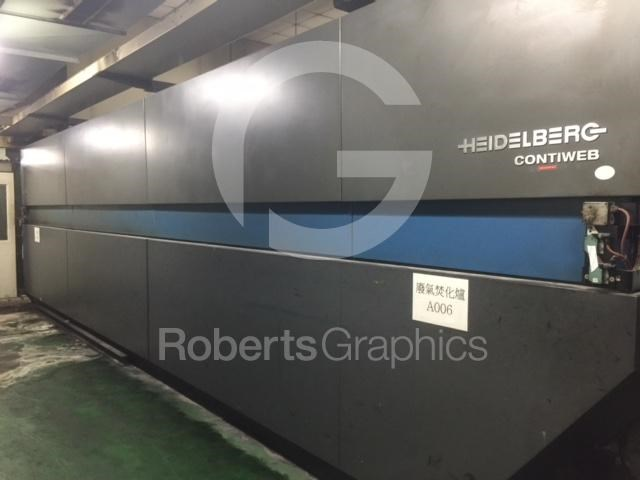 Show details for HEIDELBERG HARRIS   M600 B 24