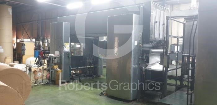 Show details for HEIDELBERG HARRIS   M600