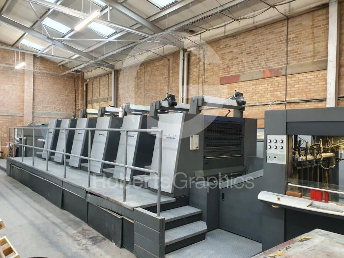 HEIDELBERG   SPEEDMASTER XL 105 5 LX