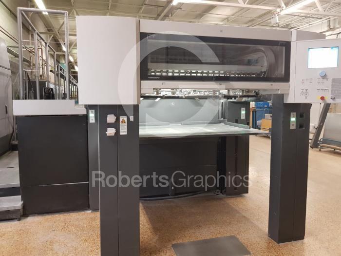 HEIDELBERG   SPEEDMASTER XL 106 5 LX