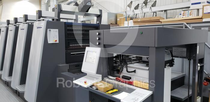 HEIDELBERG   SPEEDMASTER XL 75 5 L