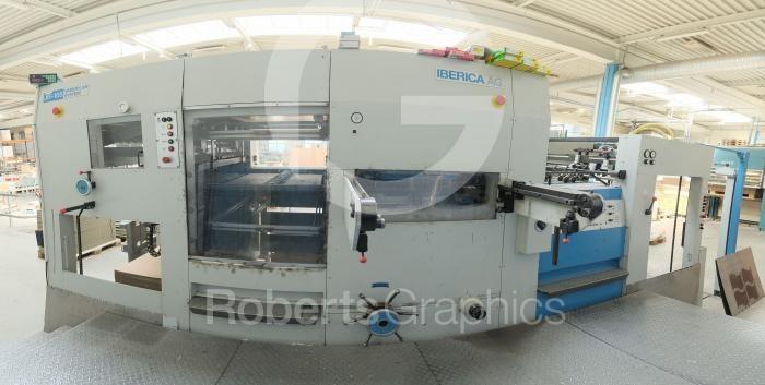 IBERICA   JR 105