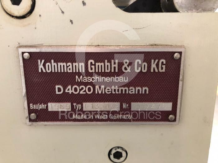 KOHMANN   F1350/2