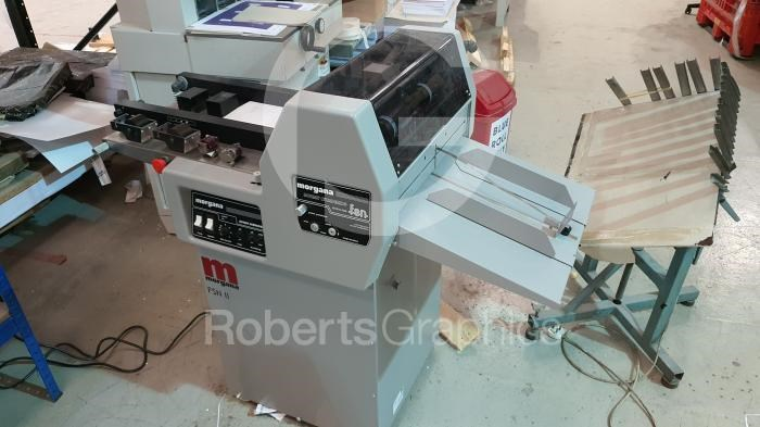 MORGANA    FSN II ROTARY NUMBERING MACHINE