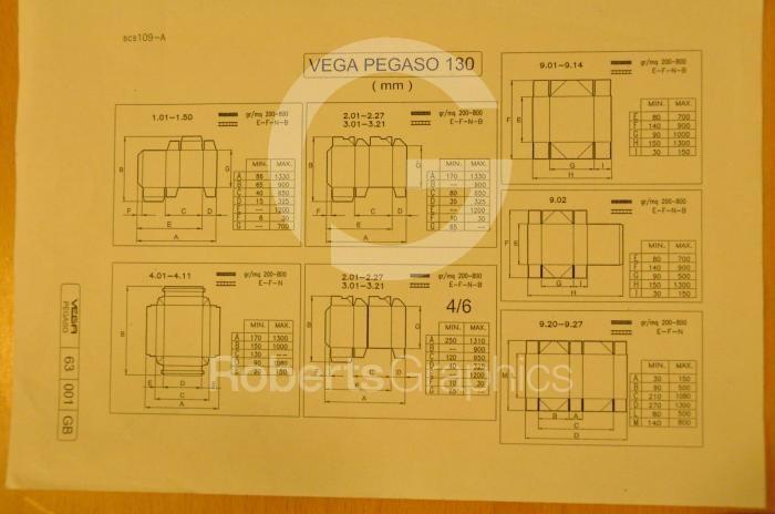 Show details for VEGA   PEGASO 130