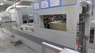Bobst Autoplatine SP 102 CER Die Cutting