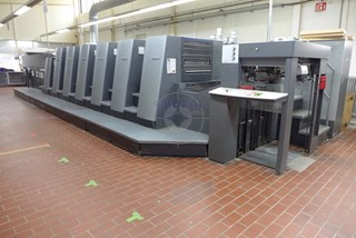Heidelberg CD 74-6+LX-F Gebrauchte Bogenoffsetmaschinen