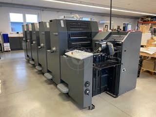 Heidelberg PM 52-5 Sheet Fed