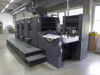 Heidelberg PM 74-4-P3+ Sheet Fed