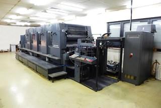 Heidelberg SM 102 V 单张纸胶印机