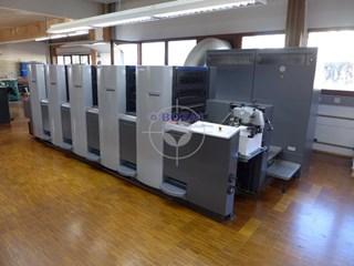 Heidelberg SM 52-5+ 单张纸胶印机