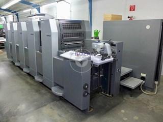 Heidelberg SM 52-5-P3+ 单张纸胶印机