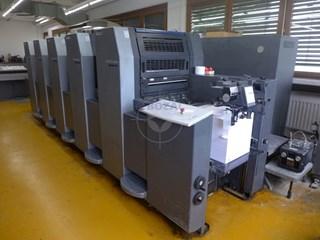 Heidelberg SM 52-5 Machines offset à feuilles
