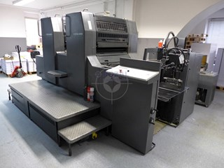Heidelberg SM 74-2-P Sheet Fed
