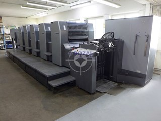 Heidelberg SM 74-5-P3-H Sheet Fed