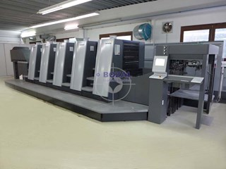 Heidelberg XL 75-5-C Sheet Fed