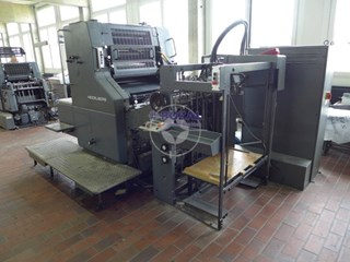 Heidelberg SORM Sheet Fed