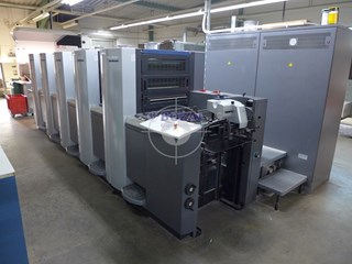 Heidelberg SX 52-5 Sheet Fed