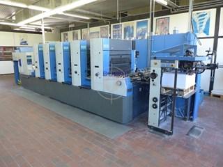 KBA Rapida 74-5 单张纸胶印机