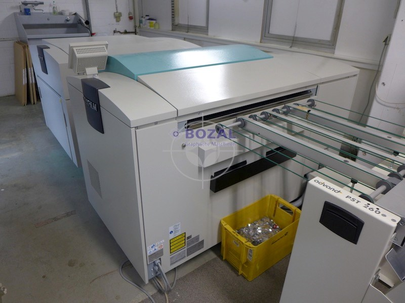 Fuji Luxel T-6300 CTP S